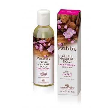SCENTEND SWEET ALMOND OIL