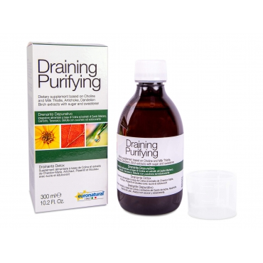 DRAINING PURIFYING