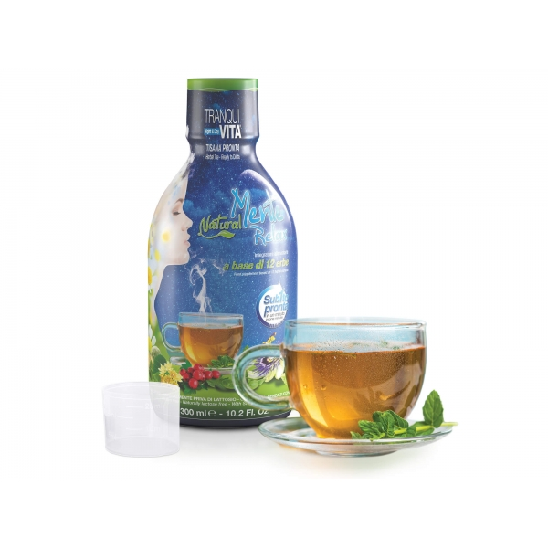 NATURALmente Relax - Ready To Drink Infusion